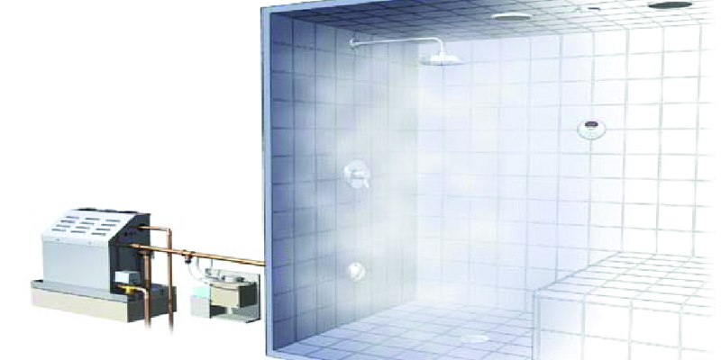 Steam Room 1